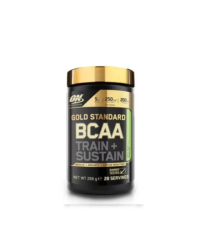 Gold Standard BCAA Train Sustain