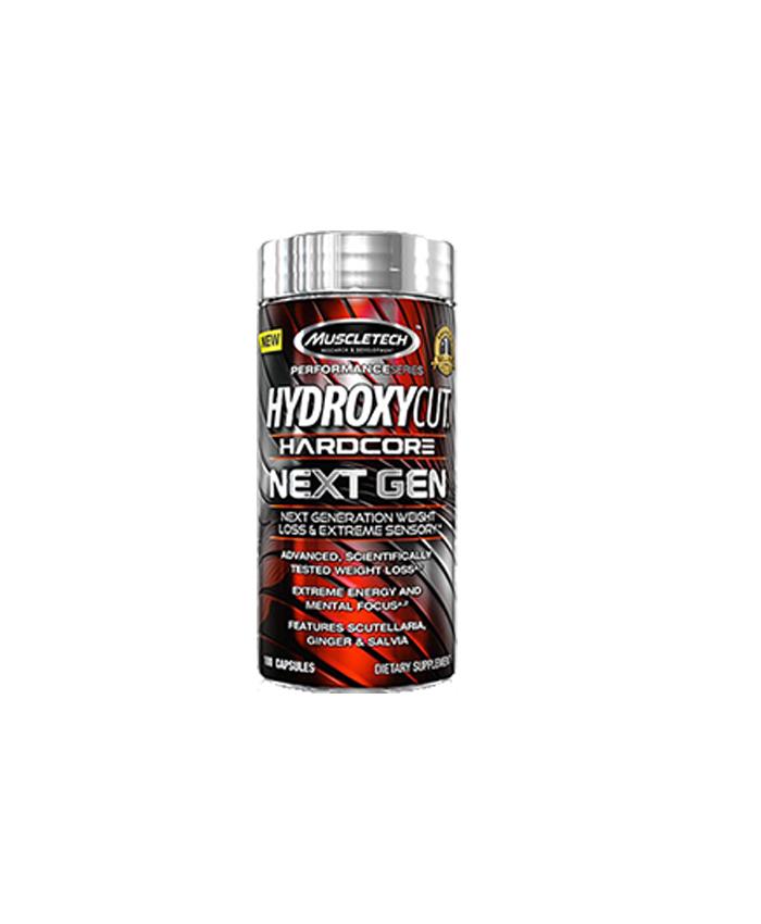 Hydroxycut Hardcore Next Gen